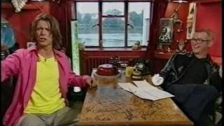 David Bowie - TFI Friday: interview +