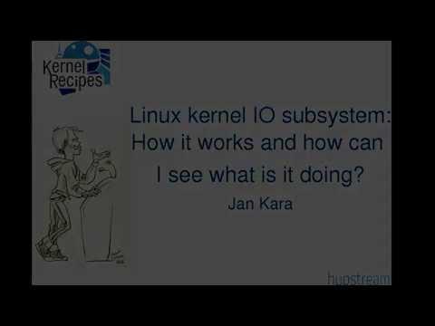 Kernel Recipes 2015 - Linux kernel IO subsystem - by Jan Kara