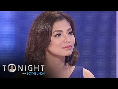 TWBA Angel Locsin on Luis Manzano May pinagdadaanan po kami