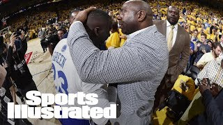 Magic Johnson Subpoenaed To Testify In Draymond Green Civil Suit | SI Wire | Sports Illustrated