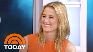 Mamie Gummer Talks Acting On Screen With Mom Meryl Streep | TODAY