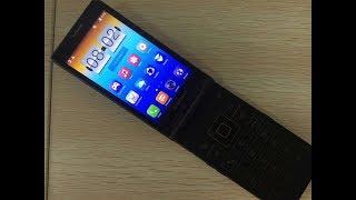 New Lenovo A588T Flip Cell Phone
