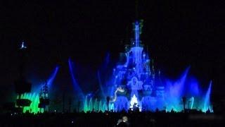 Disney Dreams! Disneyland Paris Opening Night Wide Angle - 20th Anniversary HD Full Show
