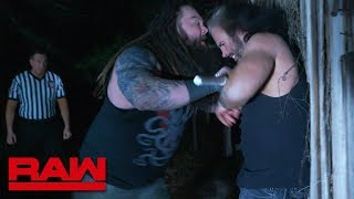 Matt Hardy gives Wyatt a tour of The Dilapidated City - The Ultimate Deletion: Raw, March 19, 2018