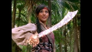 Power Rangers Operation Overdrive - Pirate in Pink - Rosie the Bold Fight (Episode 6)