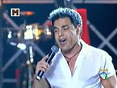 Luciano diz Canta Porra ao vivo