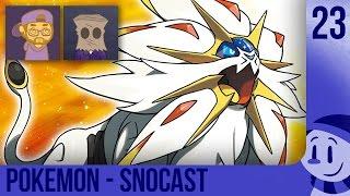 snoCast - Pokemon! (feat. Heavy Eyed & Razbuten) // Ep. 23