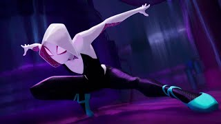 """Spider-Man: Into the Spider-Verse - """"The One and Only Spider-Gwen"""" Clip"""