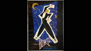 David Bowie Station To Station Thin White Duke Brought To Life