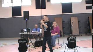 Slipknot The Devil in I  Vocal Cover 9 Year Old at Talent Show