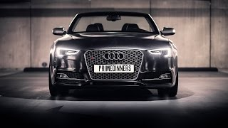 520HP Audi S5 Cabriolet 3.0 V6 TFSI Review | www.hartvoorautos.nl | English Subtitled