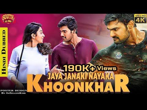 Xxx Mp4 Khoonkhar Jaya Janaki Nayaka Hindi Dubbed Full Movie Khoonkhar Hindi Dubbed World TV Premiere 3gp Sex