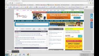 AP Intermediate 1st Year Results 2014 on manabadi.com
