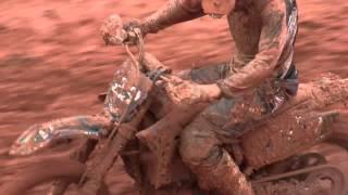 Mundial de Motocross - Corrida na lama 2012