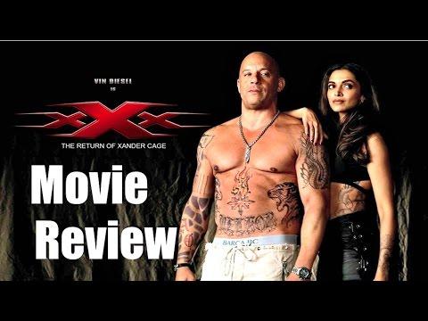 Xxx Mp4 XXX RETURN OF XANDER CAGE Movie Review Chasing Cinema 3gp Sex