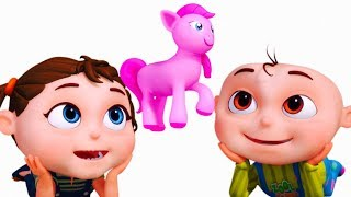 My Little Pony And More   Zool Babies Fun Songs   Videogyan 3D Rhymes