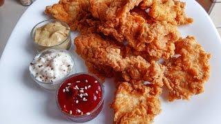 Stripsy jak z KFC - Pobite Patelnie