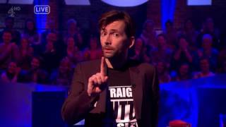 David Tennant Assures Us That Everything Will Be Alright - The Last Leg