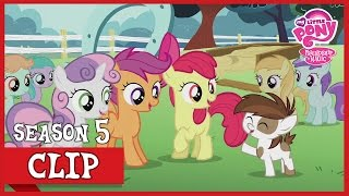 "MLP: FiM – President Pipsqueak ""Crusaders of the Lost Mark"" [HD]"