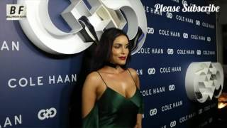 Gizele Thakral Hot Cleavege Show At Cole Haan Event