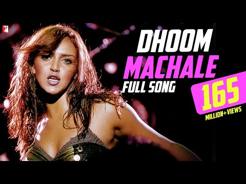 Xxx Mp4 Dhoom Machale Full Song Dhoom Esha Deol Uday Chopra Sunidhi Chauhan 3gp Sex