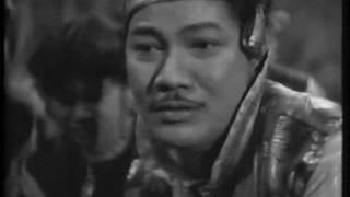 P.Ramlee Sumpah Orang Minyak Dramatic Scenes