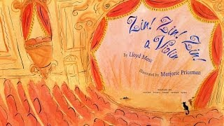 Zin! Zin! Zin! a Violin by Lloyd Moss, Illustrated by Marjorie Priceman.  Grandma Annii's Storytime