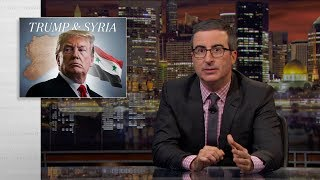 Trump & Syria: Last Week Tonight with John Oliver (HBO)