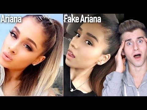 Celebrity Look Alikes That Are Super Creepy *Doppelgangers*