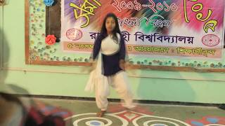 rajshahi university dance