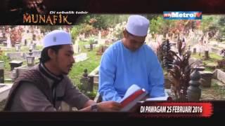 Sebalik tabir filem Munafik