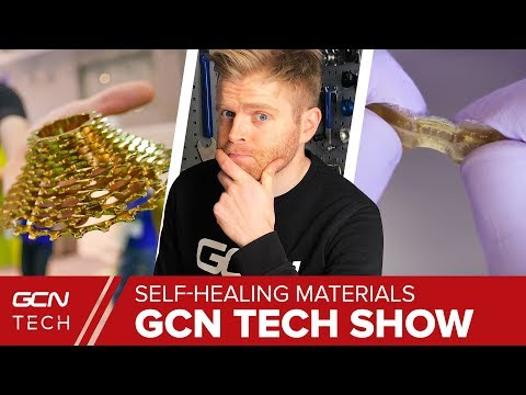 4 New Wonder Materials That Can Change Cycling GCN Tech Show Ep. 54