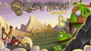 Hướng dẫn tải Angry Birds Seasons v4.1.0 + Crack pc