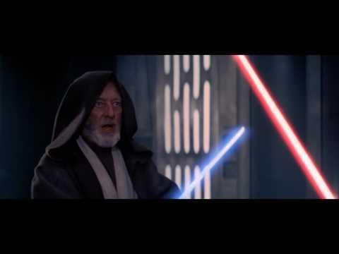 Xxx Mp4 Ben Kenobi Vs Darth Vader Except Everytime The Lightsabers Clash Anakin Says Yipee 3gp Sex