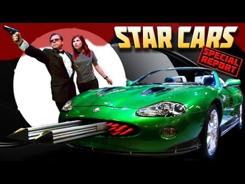 STAR CARS- Attack of the James Bond Vehicles! (Ep. 3: Comic-Con Exclusive)