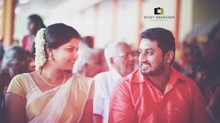 Traditional Hindu Engagement | Kerala | Cinematic Wedding Movie | Kamal+Uthara |