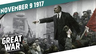 The Russian October Revolution 1917 I THE GREAT WAR Week 172