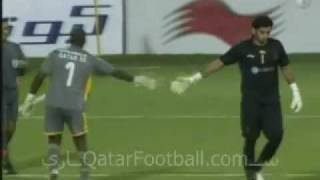 قطر × الريان - نهائي كأس ولي العهد  - 2009 -  الدوري والكأس