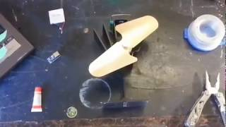 DIY $3 Woodstove Fan Cellphone Charger EASY 2 minutes