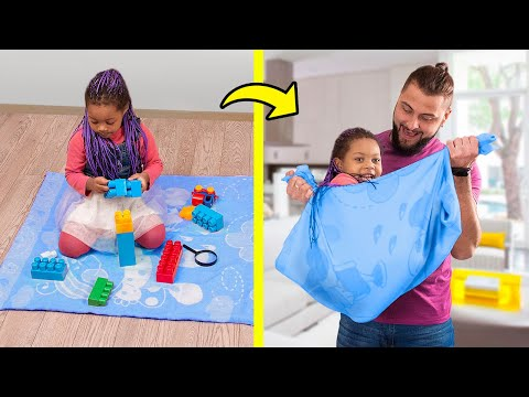 12 Priceless Hacks for Parents
