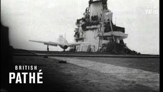 Jets Join Up With The Navy (1950)