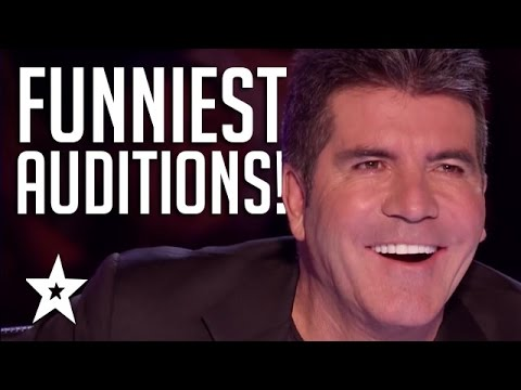 Funniest Auditions Ever On Got Talent Around The World Vol. 1