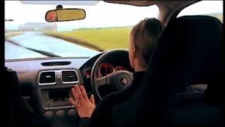 5thGear - Subaru Impreza WRX STi vs Subaru Forester STi