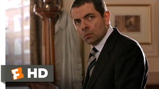 Johnny English (1/10) Movie CLIP - Have You Seen My Secretary? (2003) HD