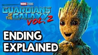 Guardians of The Galaxy: Vol 2 Ending Explained