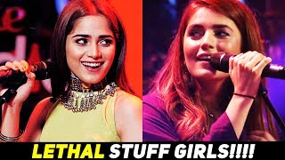 These ladies just BANGED Coke Studio Set with this POWER Performance - Aima Baig, Momina Mustehsan