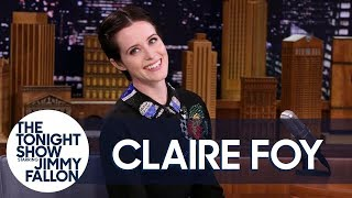 Claire Foy Was Treated Better When She Was a Blonde