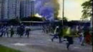 United States invasion of Panama,  December 1989