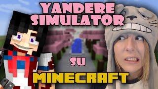 YANDERE SIMULATOR SU MINECRAFT - Yandere Mod
