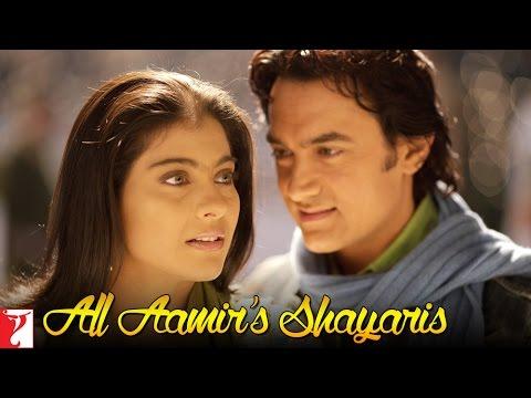 Back2Back: Fanaa Shayaris | Fanaa | Aamir Khan | Kajol